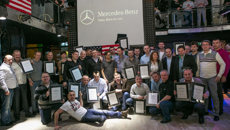 Eskadra - Mercedes nad morzem - Mercedes-Benz