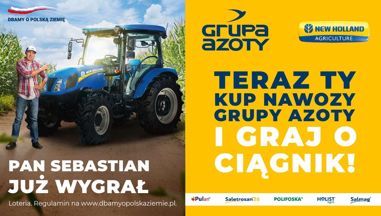 Eskadra - 2. edycja kampanii Dbamy o polską ziemię - Grupa Azoty
