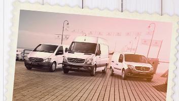 Eskadra - Mercedes nad morzem