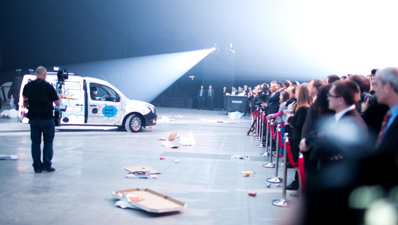 Eskadra - Premiere of the new Mercedes Citan - Mercedes-Benz