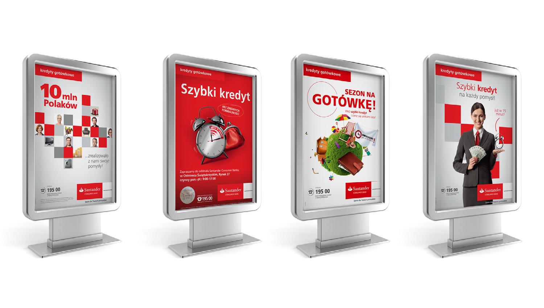Eskadra - Kompleksowa obsługa marki na rynku polskim - Santander Consumer Bank
