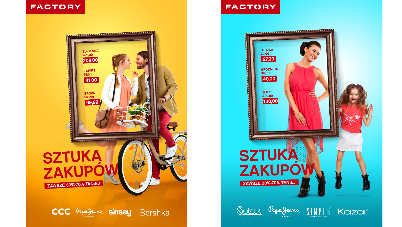 Eskadra - The art of shopping - Factory Outlet