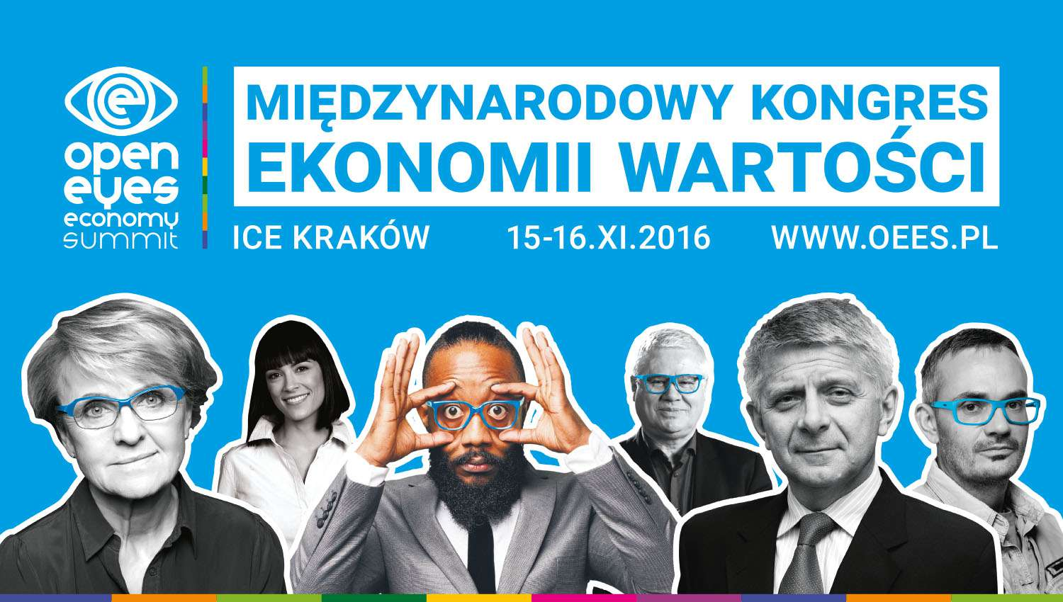 Eskadra - OPEN EYES ECONOMY SUMMIT 2016 - OPEN EYES ECONOMY