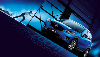 Eskadra - Premiere of the Mazda CX -5